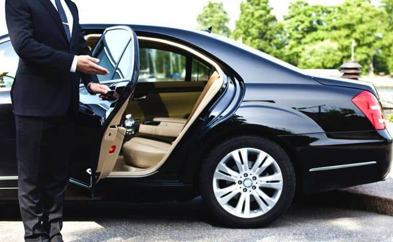 Executive Chauffeur Service in Repton